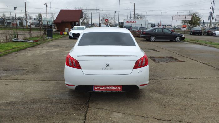 Peugeot 508 4x4/Diesel+Hybrid/2.0 l/163+30 cp/Inmatriculat/Automat