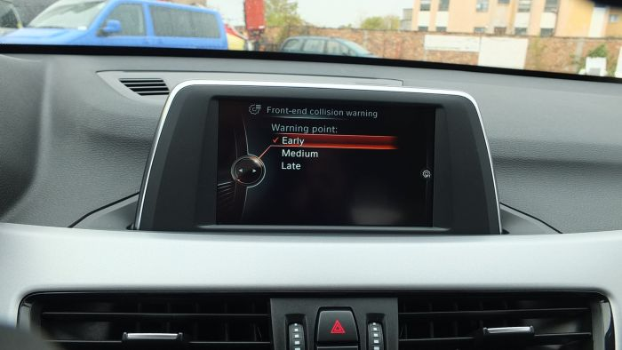 BMW X1 Sdrive/2016/Automat / automat motor 2.0 L /150 CP/inmatriculat