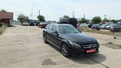 Mercedes-Benz C220 2015 model Avantgarde motor 2.0 L /170 CP-diesel